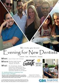 2019 Evening for New Dentists Flyer Final Web