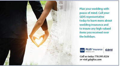 Plan your wedding with peace of mind