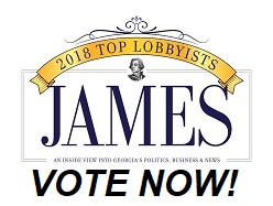 James Magazine 2018 Top Lobbyists